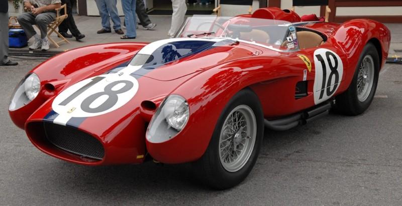 Ferrari 250 - Prototipo 0666